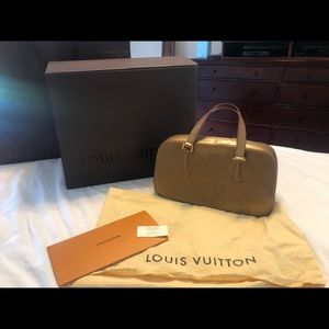 Louis Vuitton Matte Ambre Bag